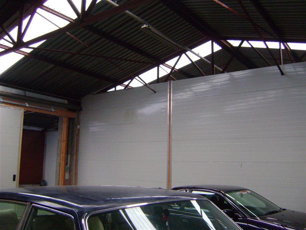 Foto 1 : Magazijn te 9600 RONSE (België) - Prijs € 370