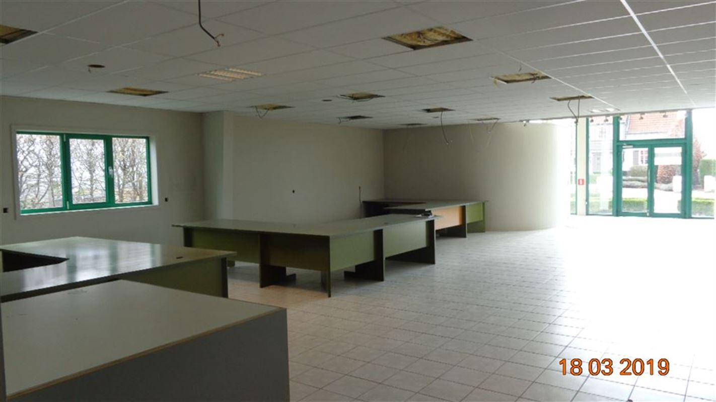 Foto 3 : Werkplaats te 8560 WEVELGEM (België) - Prijs € 398.500
