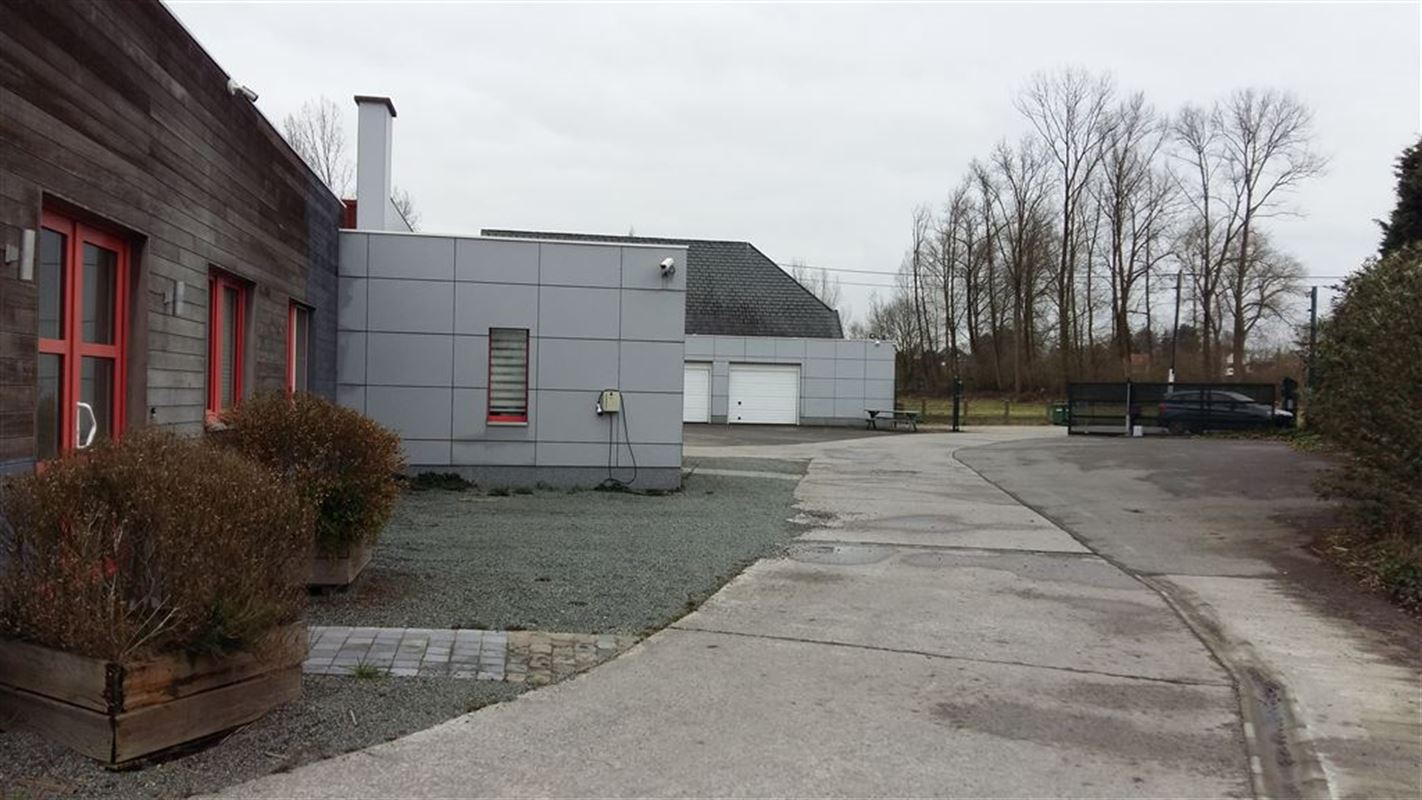 Foto 4 : Bedrijfsgebouwen te 9620 OOMBERGEN (België) - Prijs € 780.000