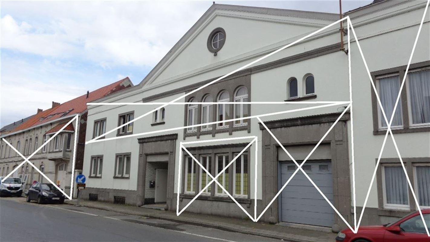Foto 1 : Magazijn te 8540 DEERLIJK (België) - Prijs € 600