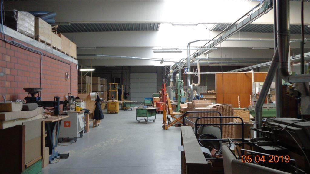 Foto 8 : Magazijn te 8930 MENEN (België) - Prijs € 3.947