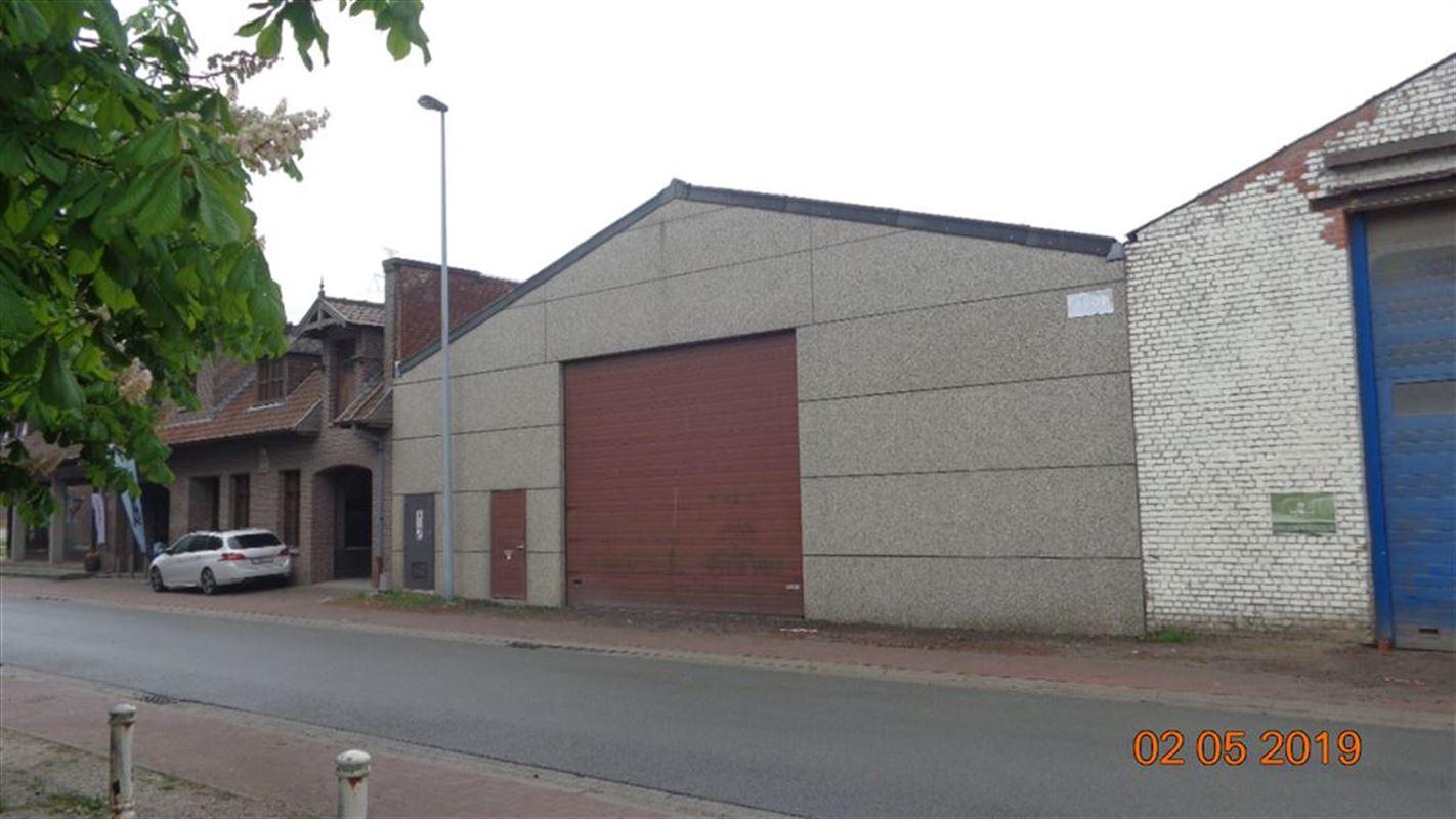 Foto 2 : Magazijn te 8791 BEVEREN-LEIE (België) - Prijs € 1.115.520