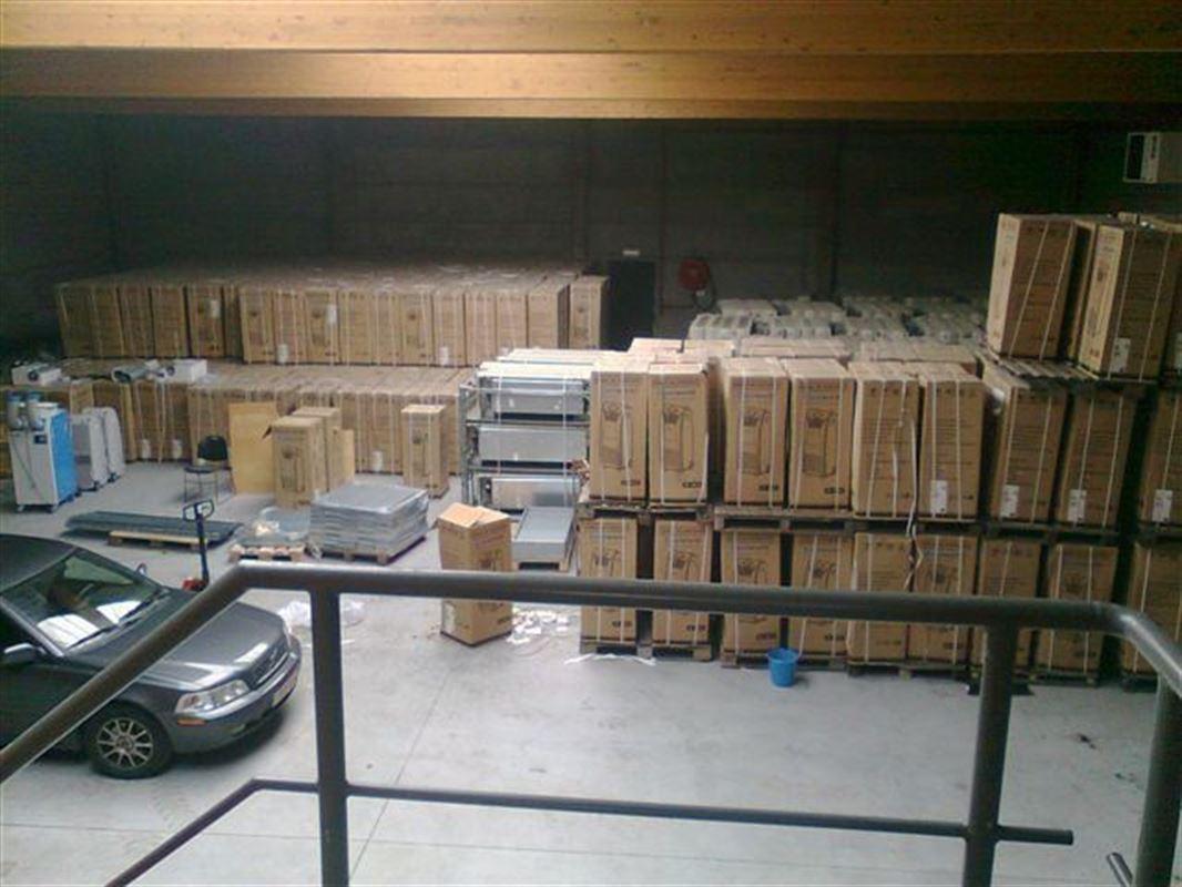 Foto 5 : Magazijn te 8587 SPIERE (België) - Prijs € 725.000