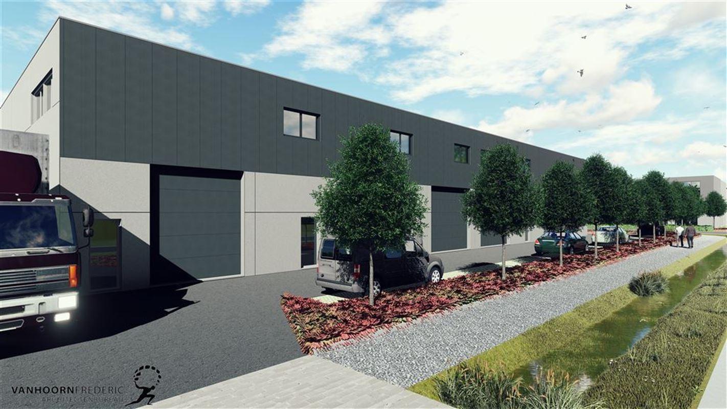 Foto 1 : Bedrijfsgebouwen te 8430 MIDDELKERKE (België) - Prijs € 240.000