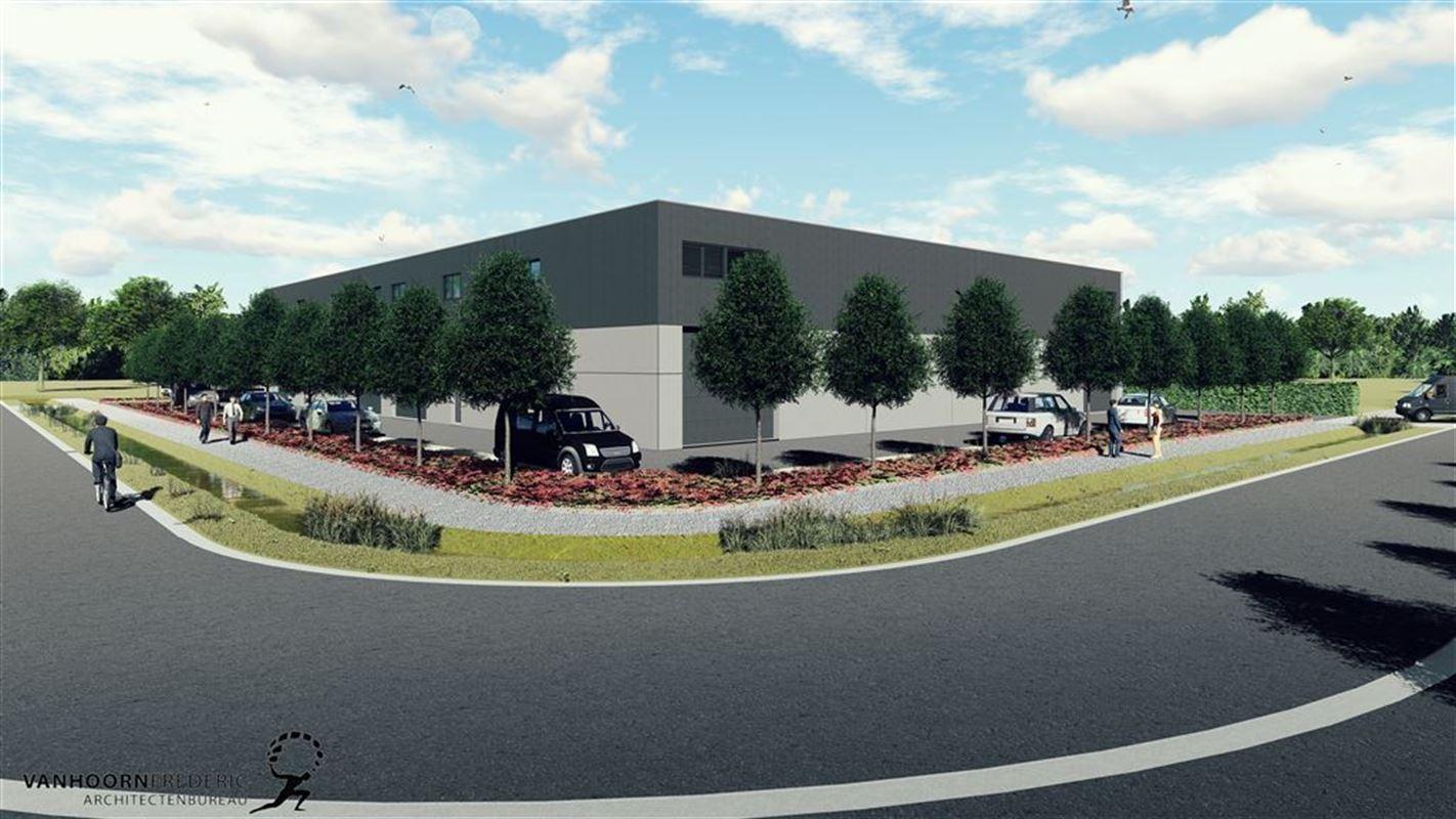 Foto 3 : Bedrijfsgebouwen te 8430 MIDDELKERKE (België) - Prijs € 245.000