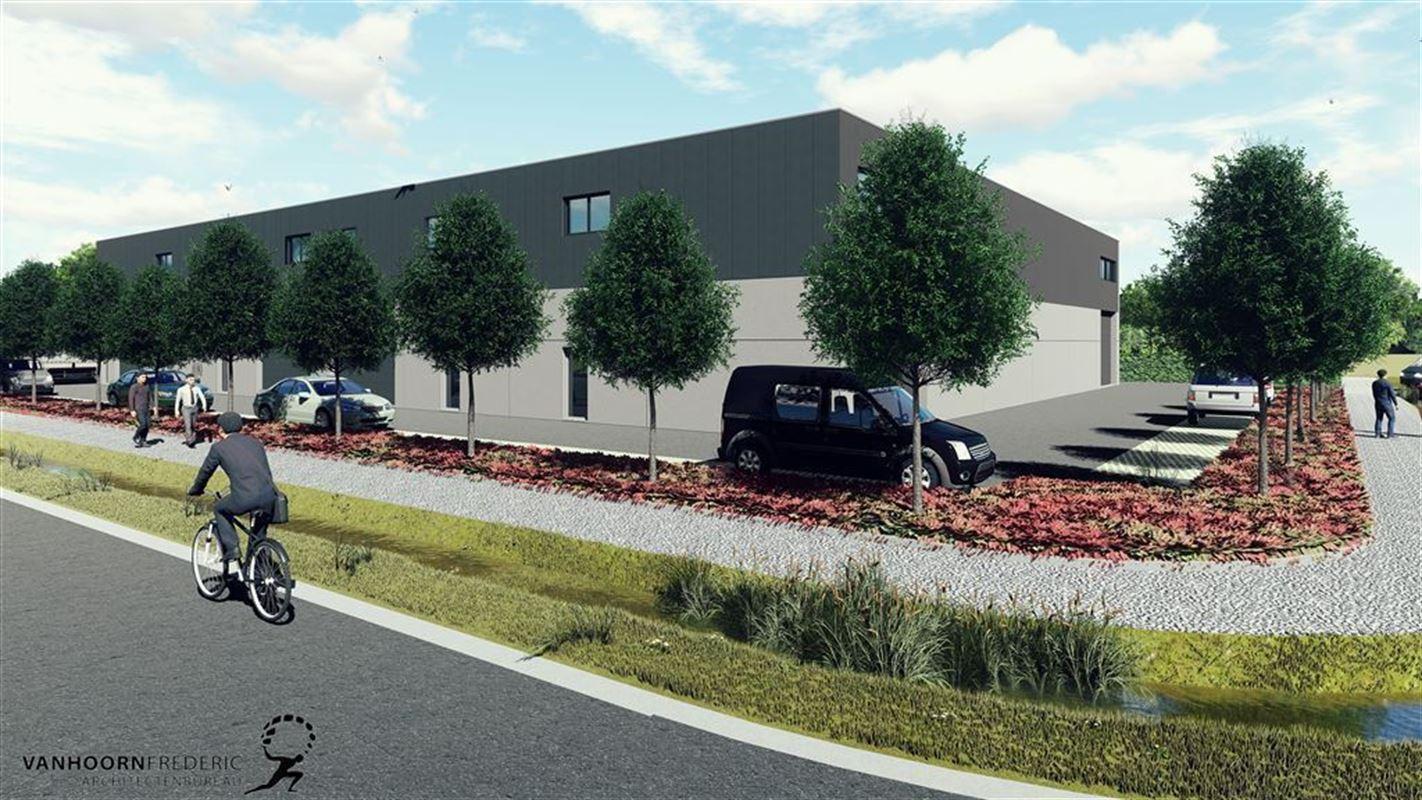Foto 5 : Bedrijfsgebouwen te 8430 MIDDELKERKE (België) - Prijs € 245.000