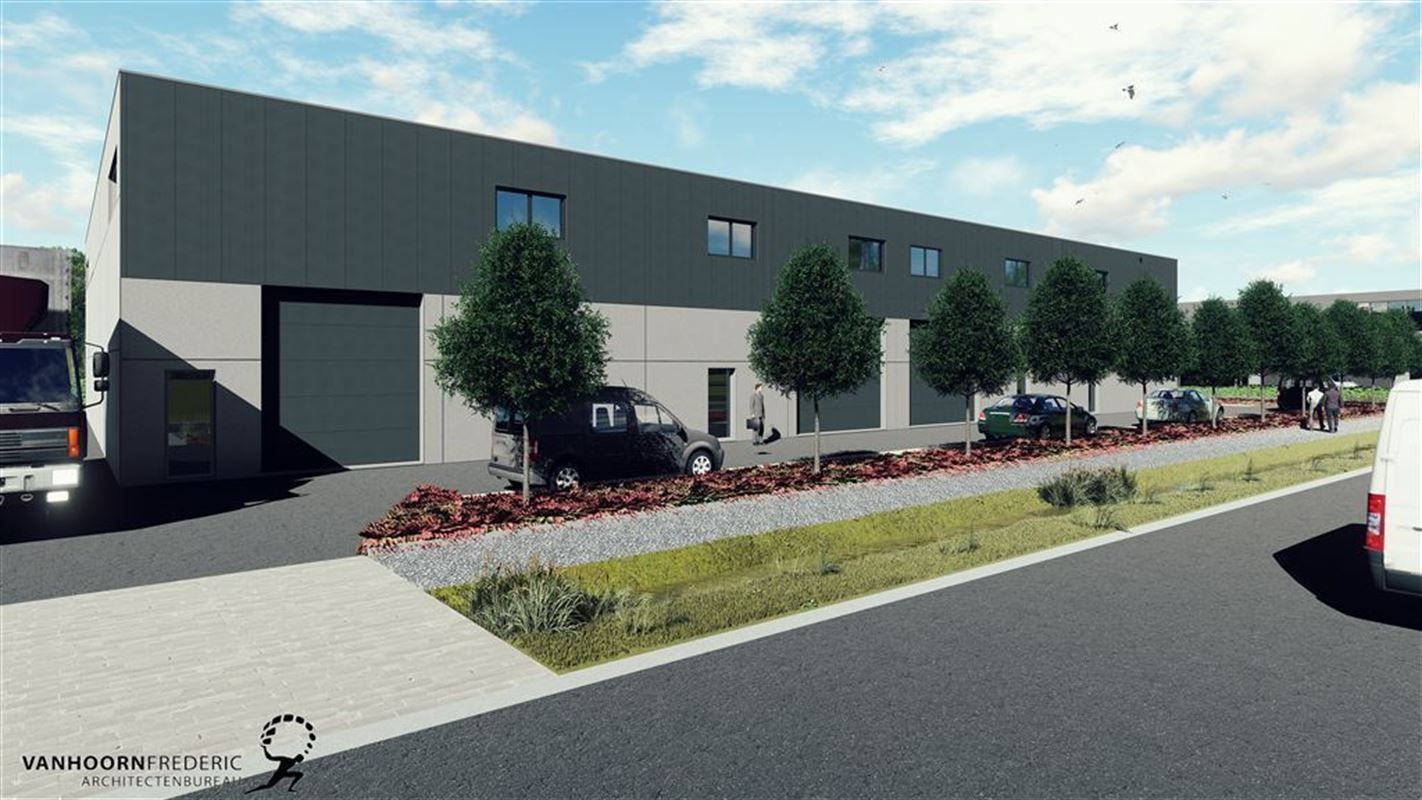 Foto 3 : Bedrijfsgebouwen te 8430 MIDDELKERKE (België) - Prijs € 250.000