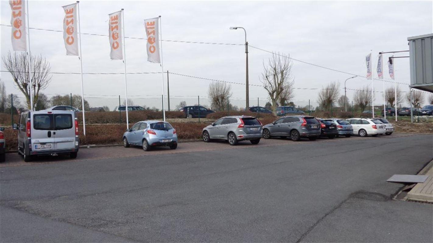 Foto 11 : Magazijn te 8510 MARKE (België) - Prijs € 2.600