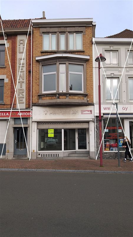 Foto 1 : Huis te 8930 MENEN (België) - Prijs € 1.495