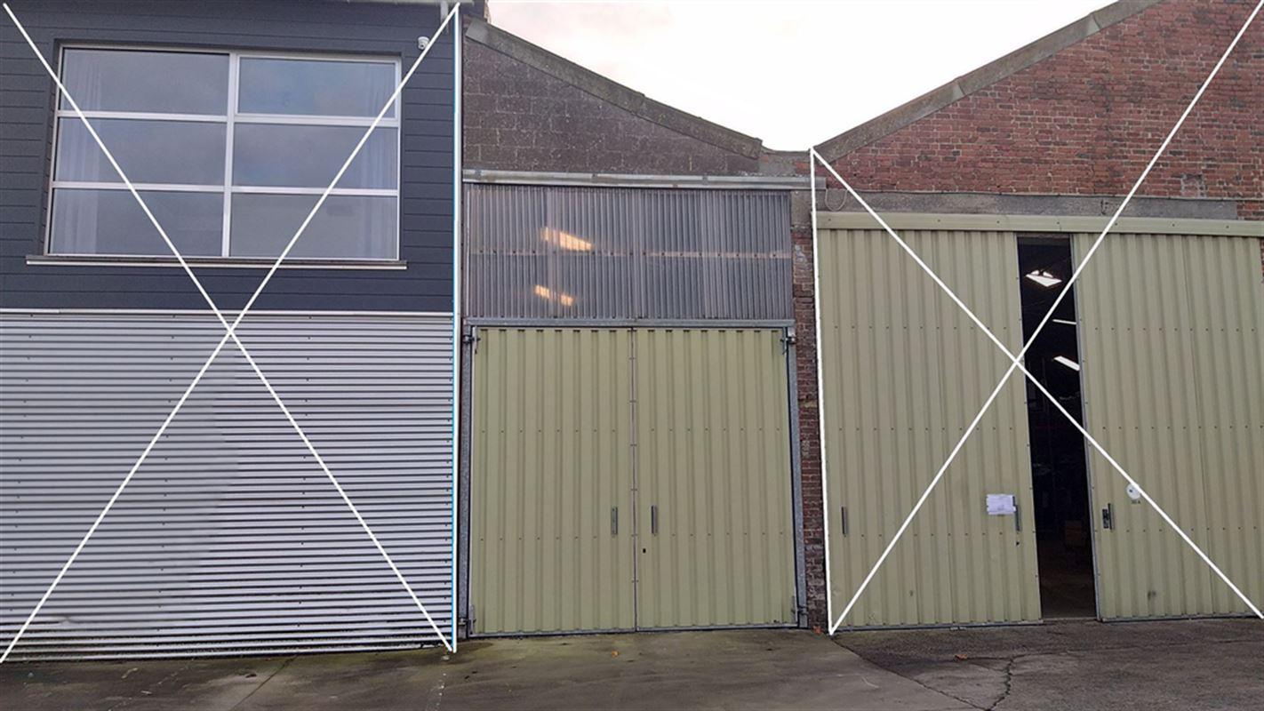 Foto 1 : Magazijn te 8793 SINT-ELOOIS-VIJVE (België) - Prijs € 256