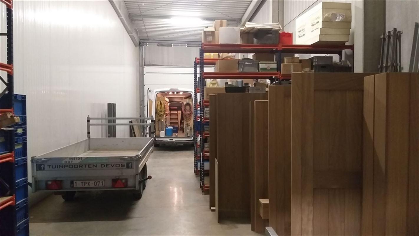 Foto 2 : Magazijn te 8793 SINT-ELOOIS-VIJVE (België) - Prijs € 450