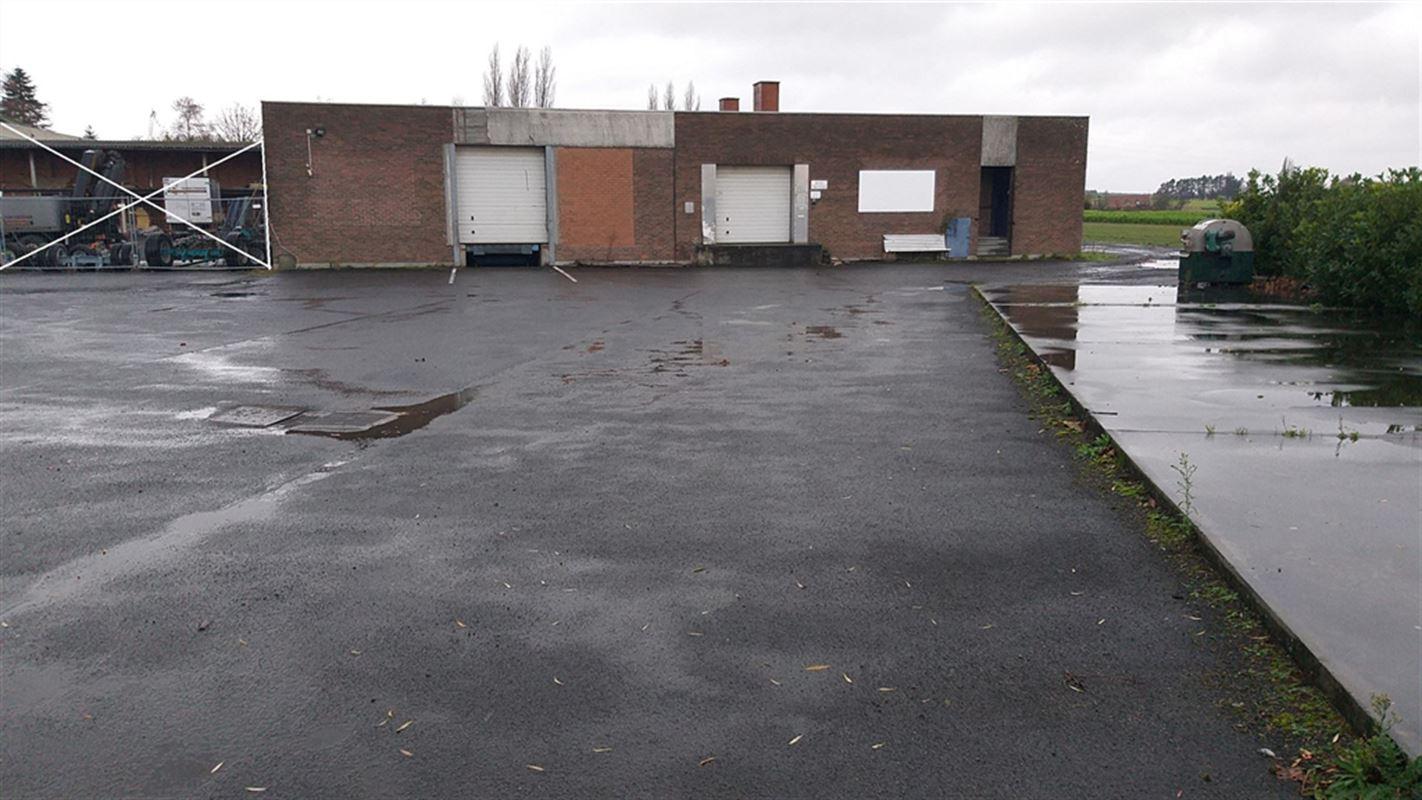 Foto 2 : Magazijn te 8551 HEESTERT (België) - Prijs € 1