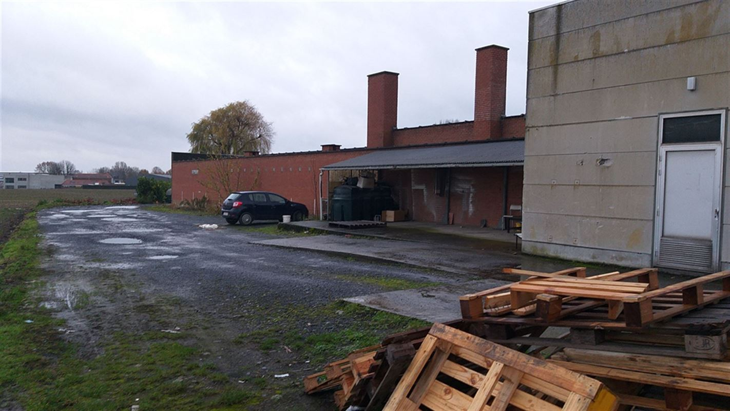 Foto 4 : Magazijn te 8551 HEESTERT (België) - Prijs € 1