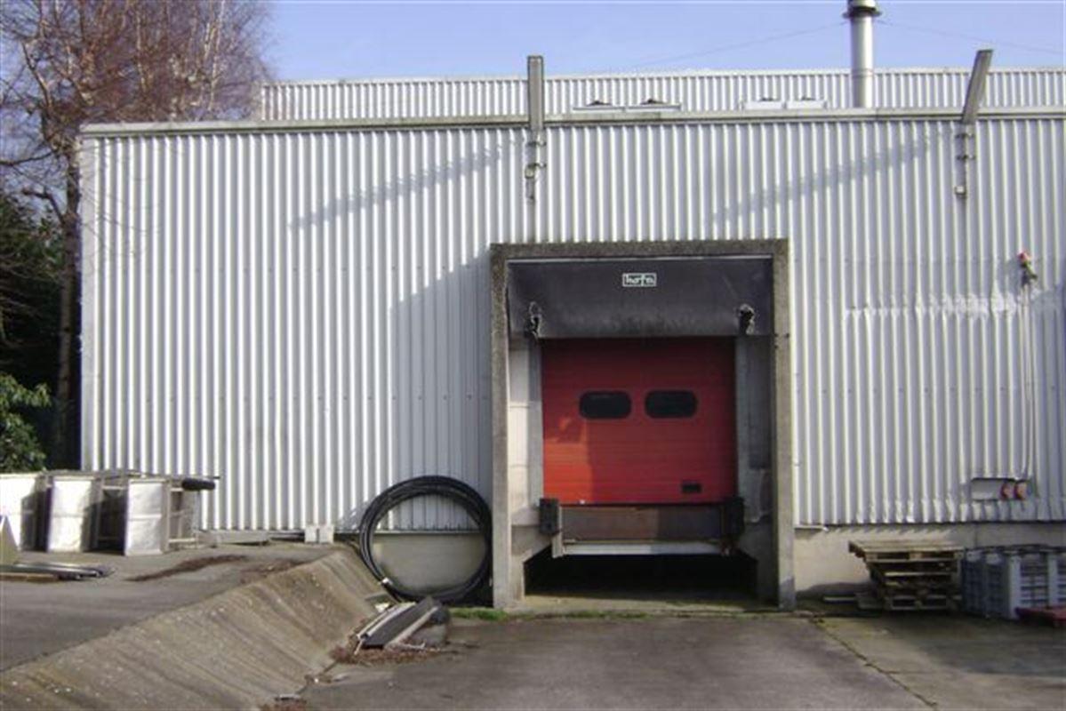 Foto 2 : Magazijn te 9340 OORDEGEM (België) - Prijs € 800