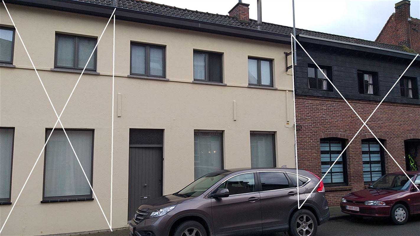 Foto 1 : Huis te 8510 MARKE (België) - Prijs € 600