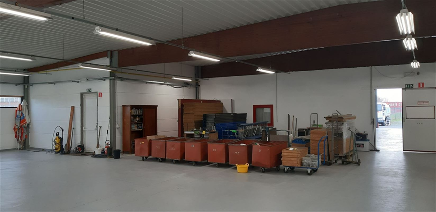 Foto 9 : Commercieel vastgoed te 7900 LEUZE-EN-HAINAUT (België) - Prijs € 5.000