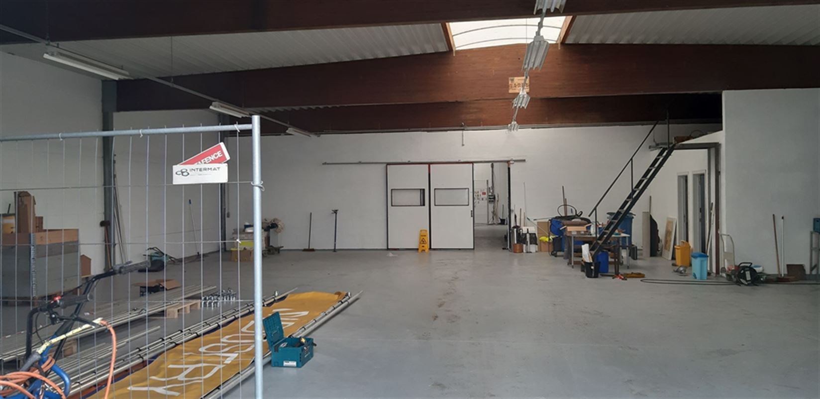 Foto 5 : Commercieel vastgoed te 7900 LEUZE-EN-HAINAUT (België) - Prijs € 1.440