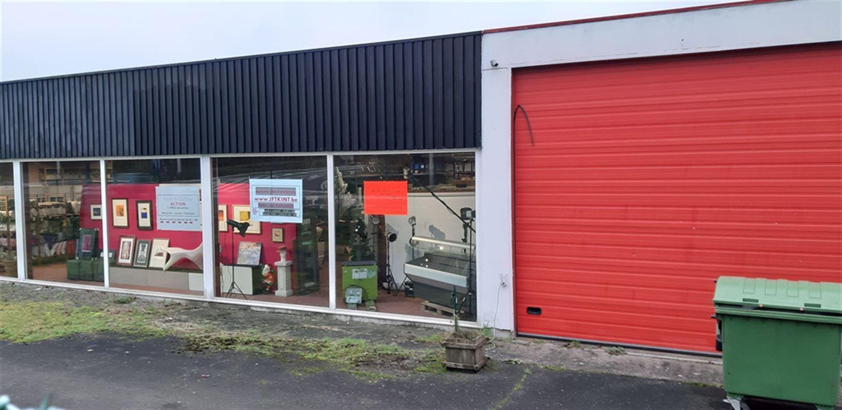 Foto 4 : Commercieel vastgoed te 7900 LEUZE-EN-HAINAUT (België) - Prijs € 1.620