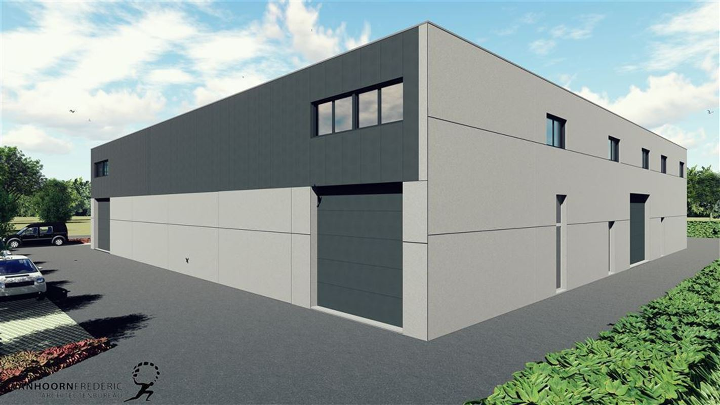 Foto 4 : Bedrijfsgebouwen te 8430 MIDDELKERKE (België) - Prijs € 248.500
