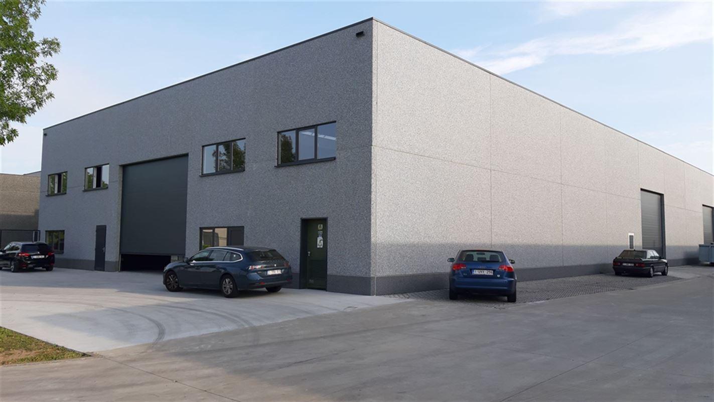 Foto 2 : Bedrijfsgebouwen te 9940 EVERGEM (België) - Prijs € 1.635