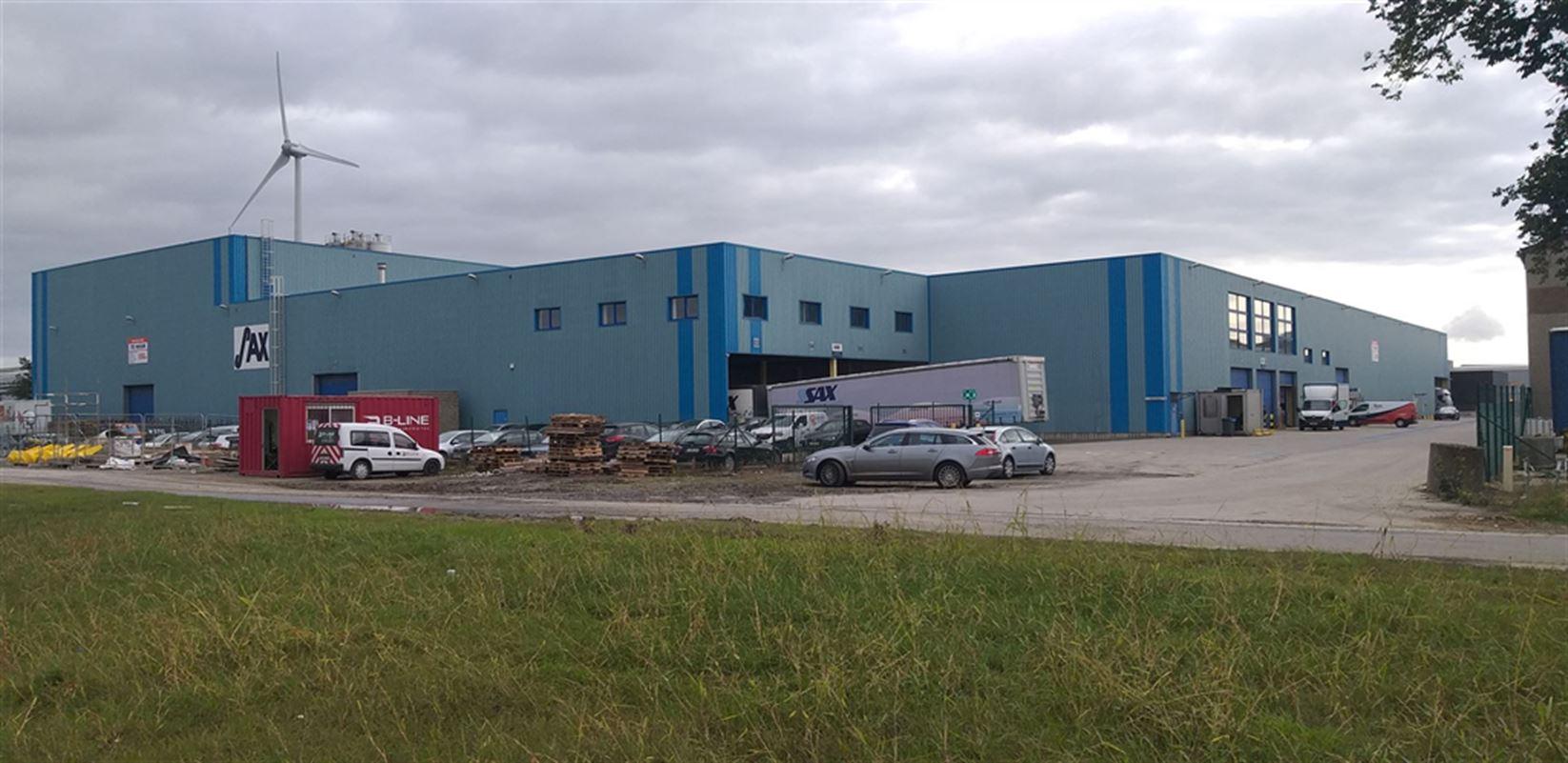 Foto 1 : Fabriek te 8710 SINT-BAAFS-VIJVE (België) - Prijs € 32.512