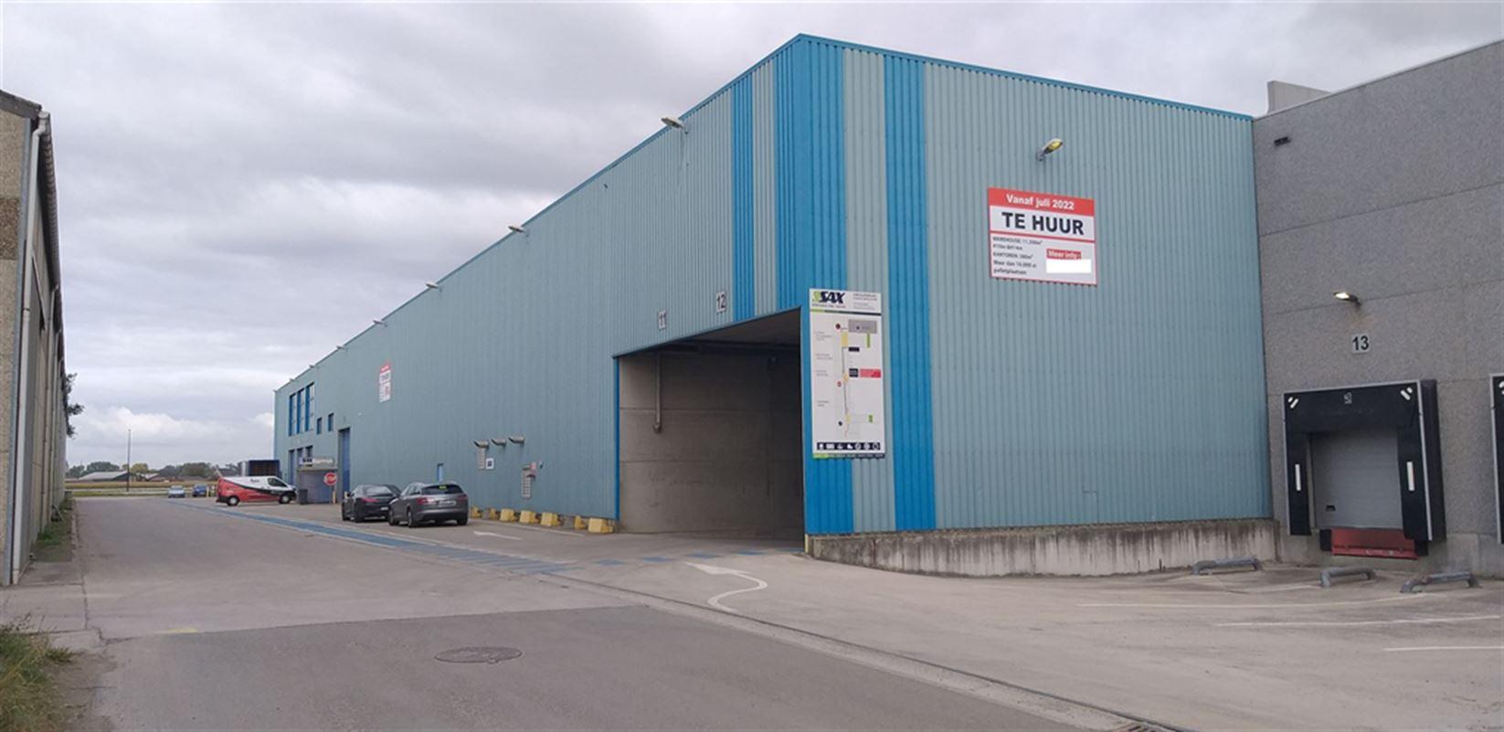 Foto 5 : Fabriek te 8710 SINT-BAAFS-VIJVE (België) - Prijs € 32.512