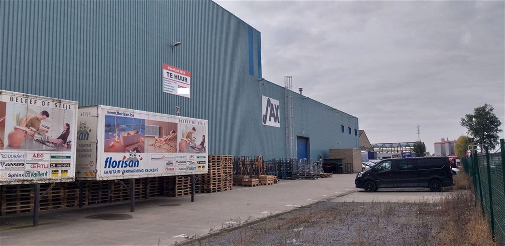 Foto 6 : Fabriek te 8710 SINT-BAAFS-VIJVE (België) - Prijs € 32.512