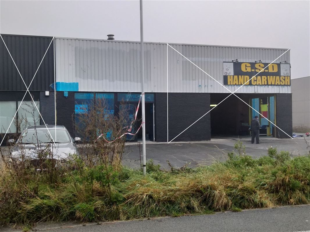 Foto 1 : Commercieel vastgoed te 8500 KORTRIJK (België) - Prijs € 850